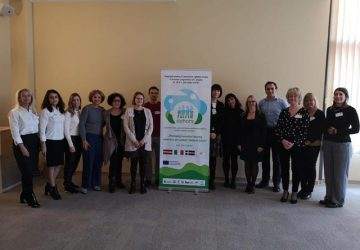 Erasmus+ projekta DEHORS partneru uzņemšana