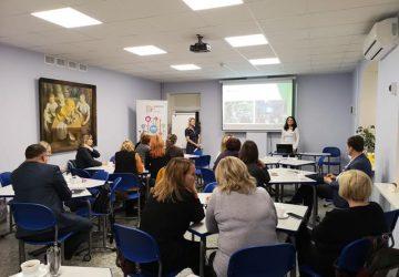 Mēs Erasmus+projektu aktīvu dalībnieku vidū